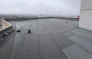 commercial roof repair Dallas